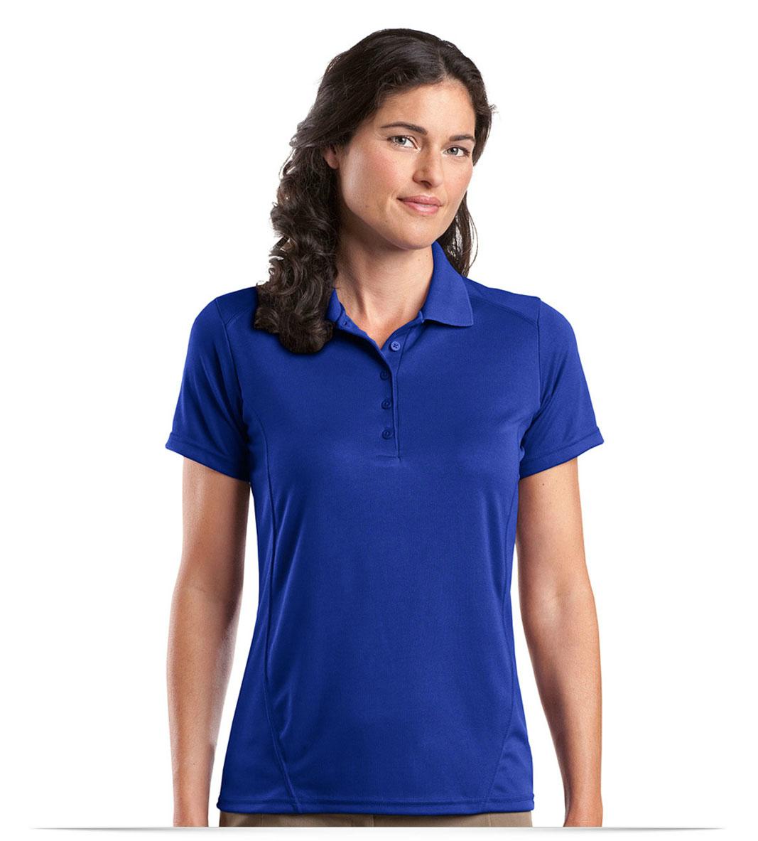 390224232d3 Design Embroidered Custom Ladies Dry Polo Shirt online at AllStar Logo