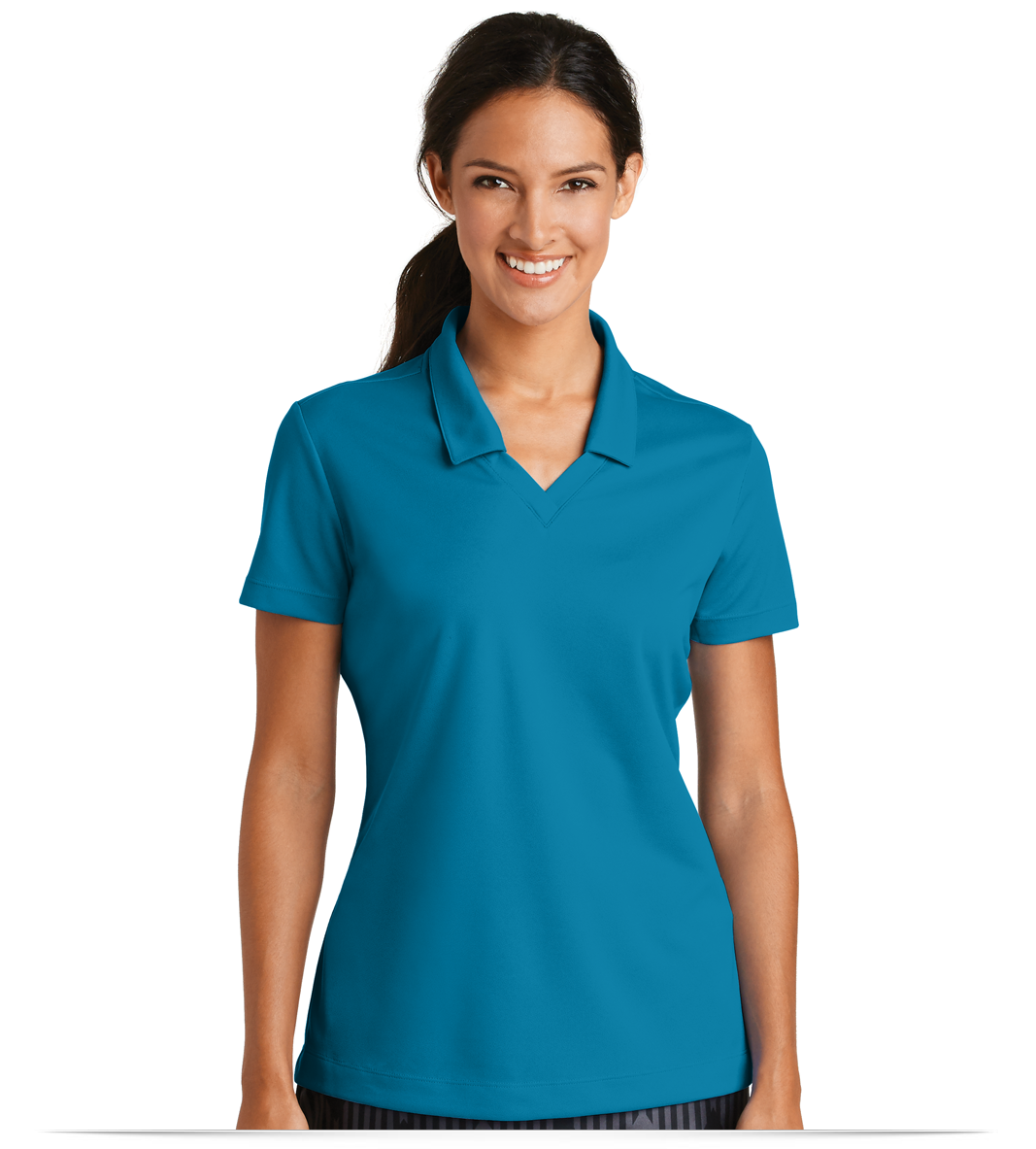 1aca8454cff Design embroidered Women s Nike Golf Shirt online at AllStar Logo