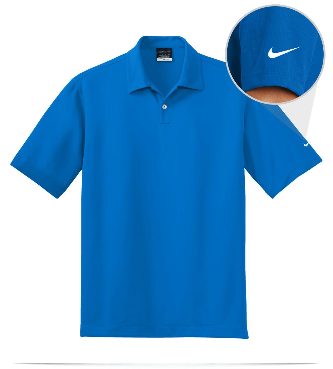 Design Embroidered Custom Nike Golf Shirt Online At Allstar Logo