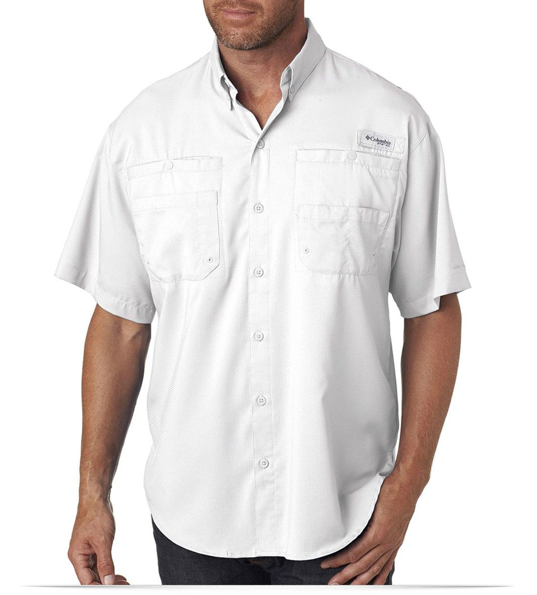 057260cf02720 Design Embroidered Columbia Men s Short-Sleeve Shirt Online