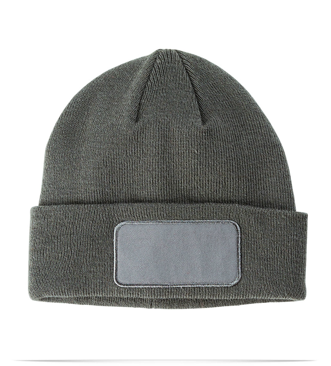 463c9c4f22d34c Custom Embroidered Big Accessories Patch Beanie Online at AllStar Logo