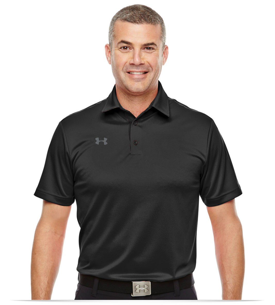 1b56ec973 Custom Embroidered Under Armour Men s Polo