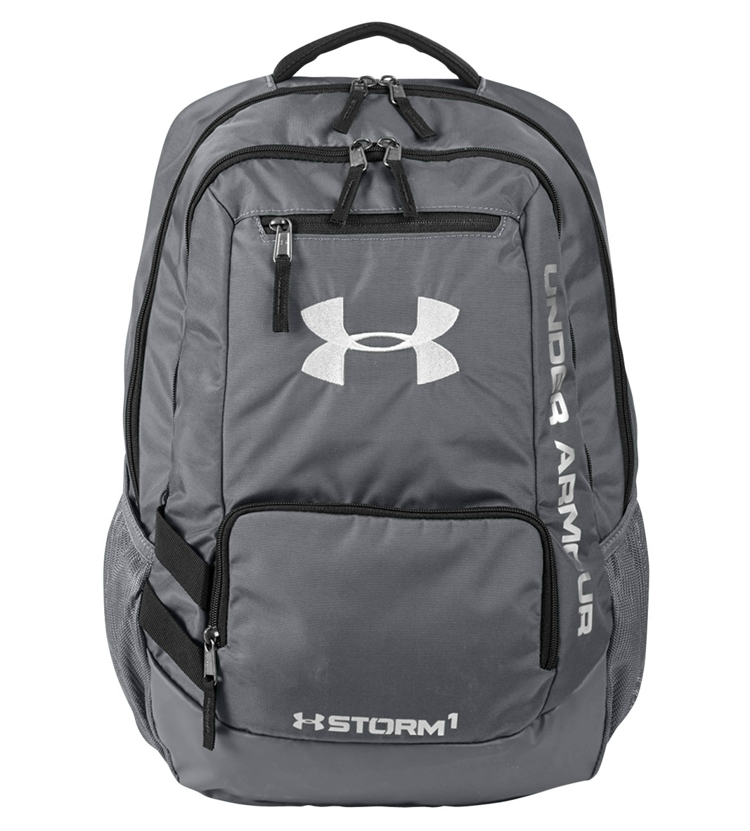 3666fe062206 Customized Under Armour Team Hustle Backpack at AllStar Logo