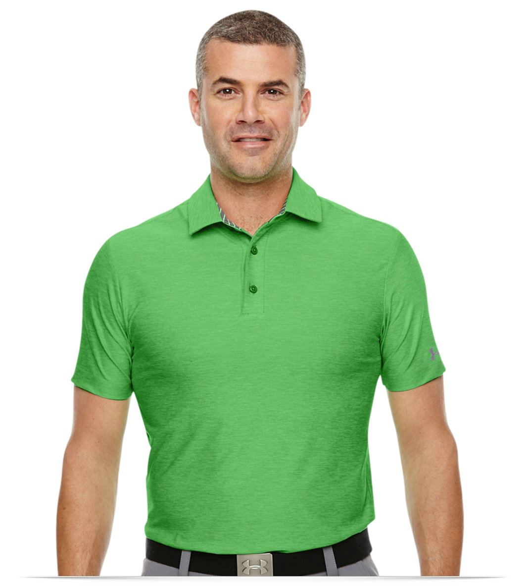d8694d07 Custom Embroidered Under Armour Men's Playoff Polo at AllStar Logo
