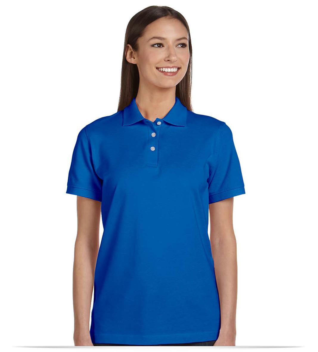 AllStar Logo Custom Polo Shirt For Women