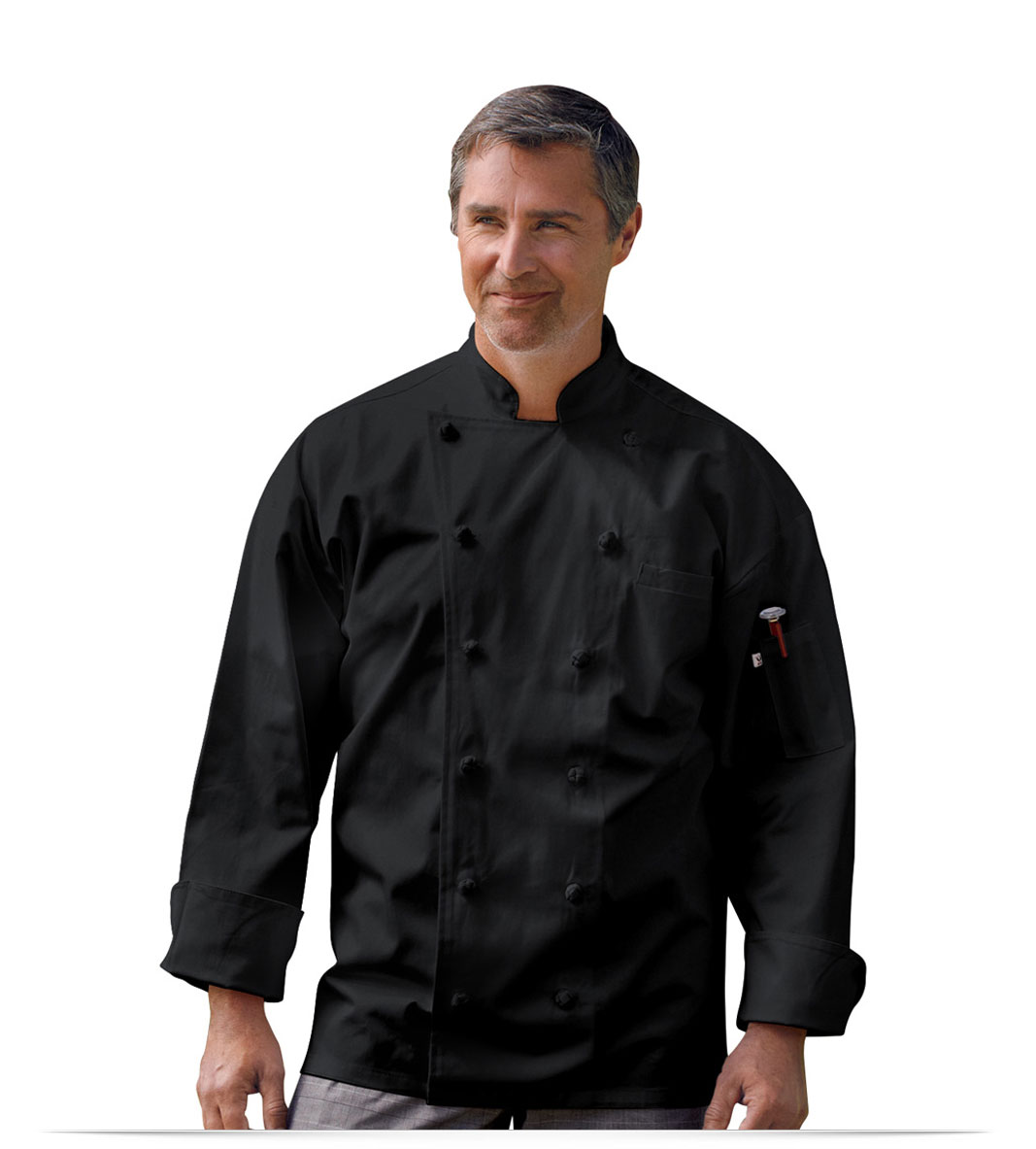 Custom Embroidered Chef's Jacket Executive