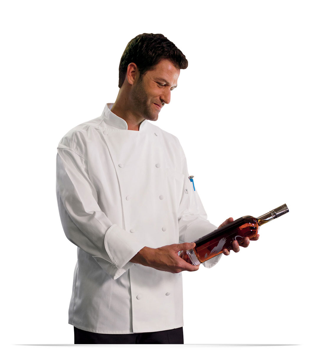 Customize Chef Jacket Sienna