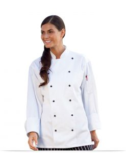 Customize Chef Jacket Naples