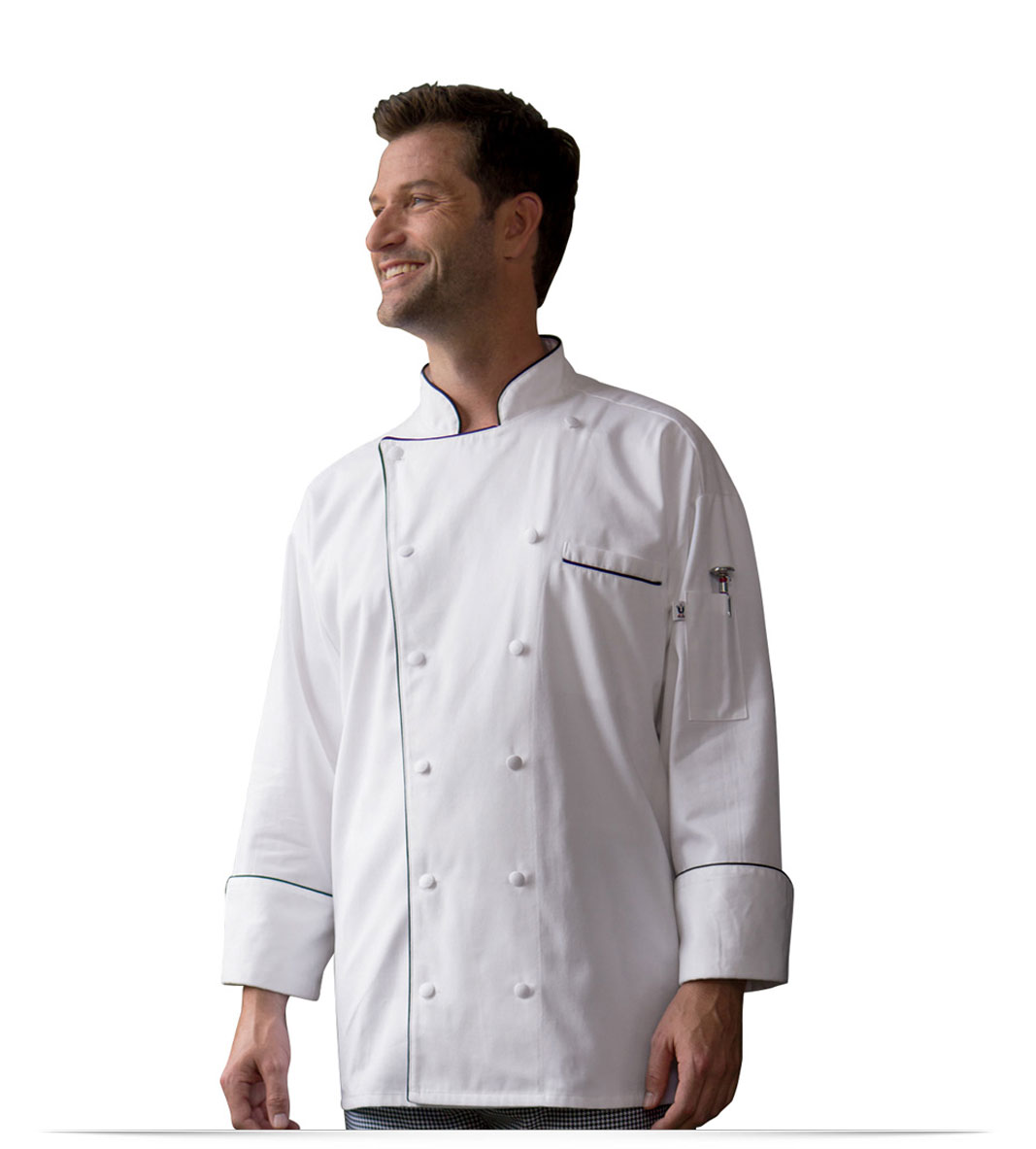 Customize Chef's Jacket Provence