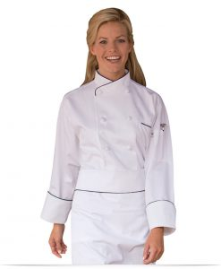 Custom Chef Jacket San Marco