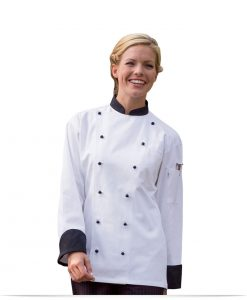 Customize Chef Jacket Rialto