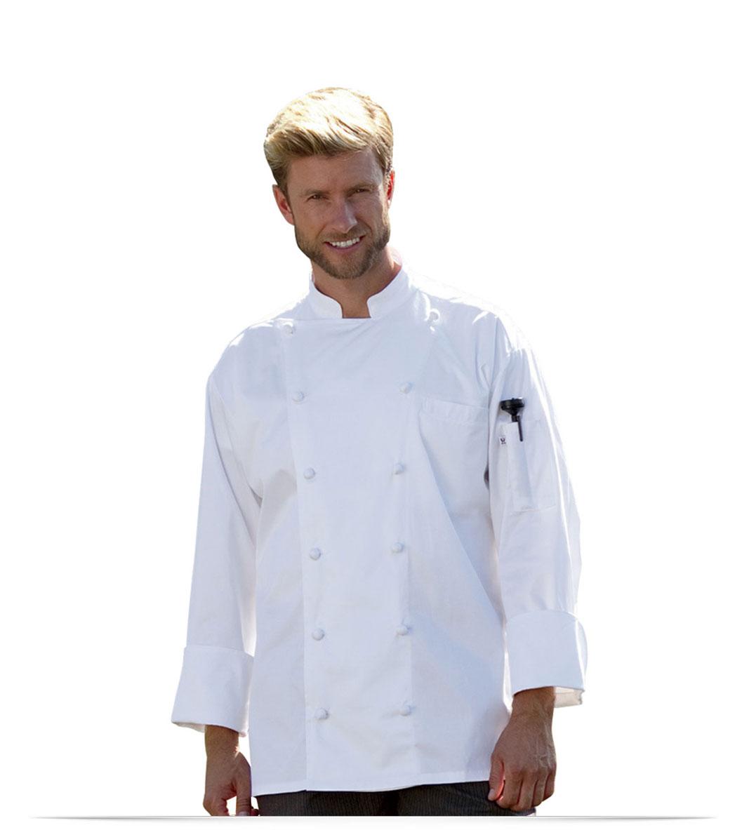 Custom Logo Personalized Chef Jacket