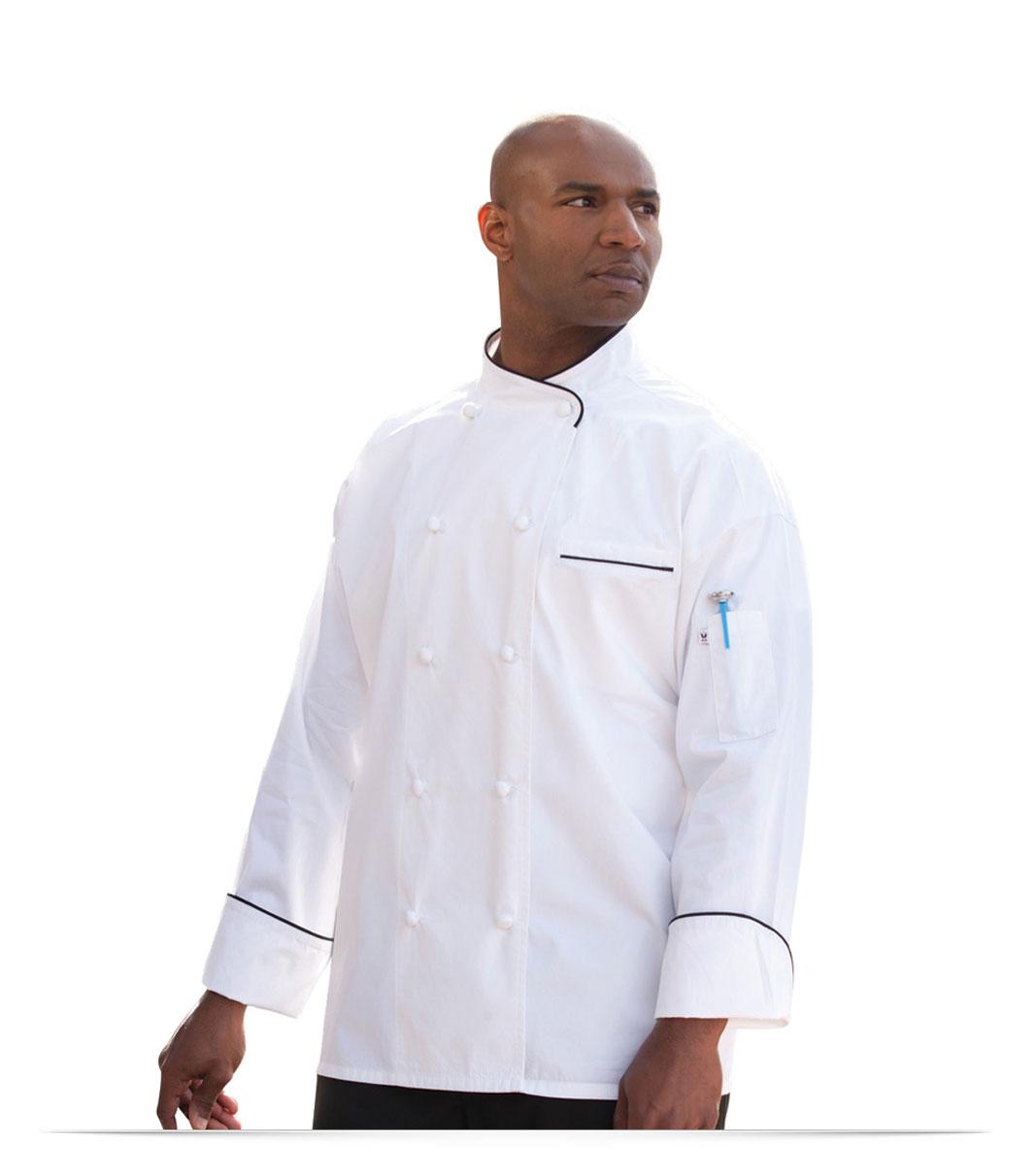 Personalized Chef Jacket Luxemburg