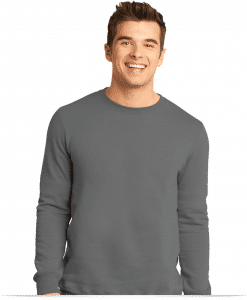 Customize Young Men's Concert Fleece Crew