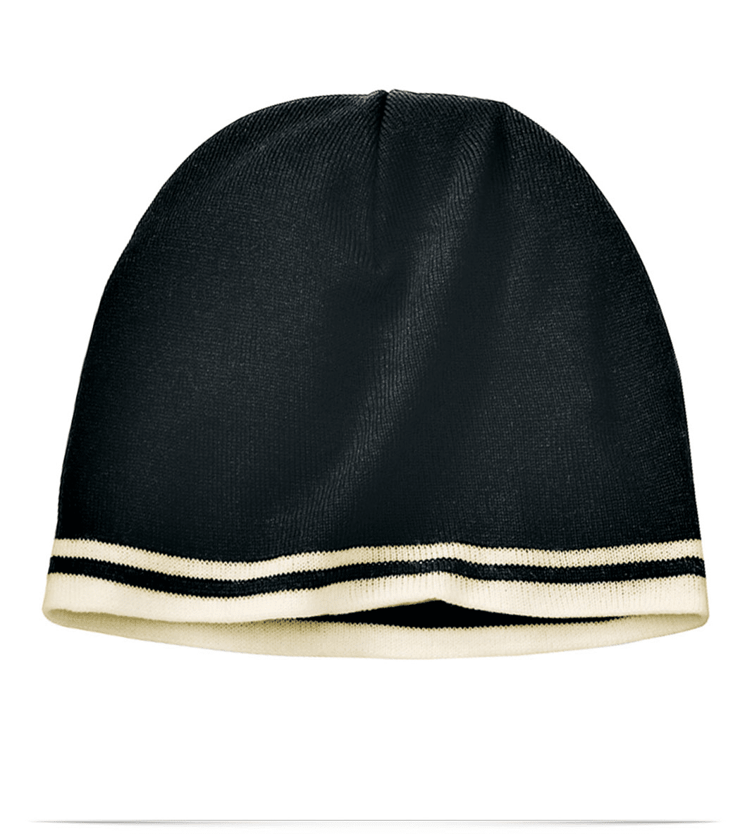 3606aa8750 Embroidered Logo on Personalized Knit Hat with Earflaps