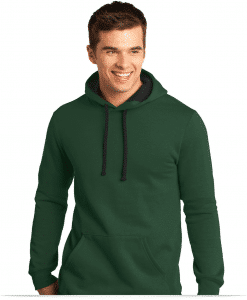 Customize Young Men's Concert Fleece Hoodie