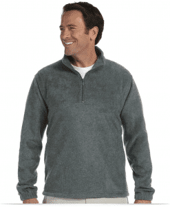 Custom Logo Fleece Pullover