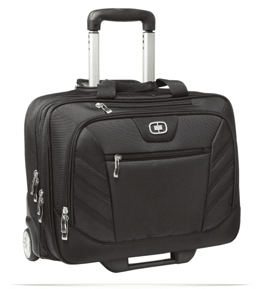 Customize OGIO Lucin Wheeled Briefcase