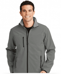 Custom Softshell Jacket Embroidered with logo
