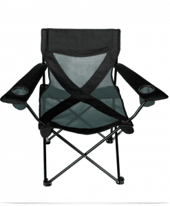 Embroidered AllStar Logo Custom Mesh Camp Chair