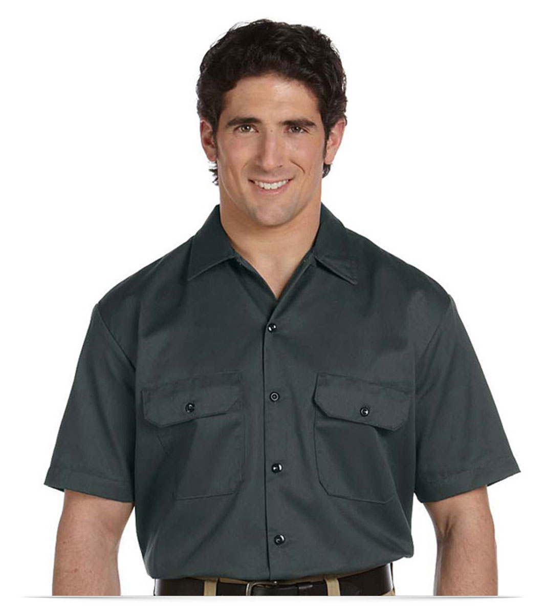 Personalized Dickies Work Shirt