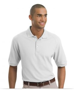 Personalized Nike 100% Cotton Golf Shirt