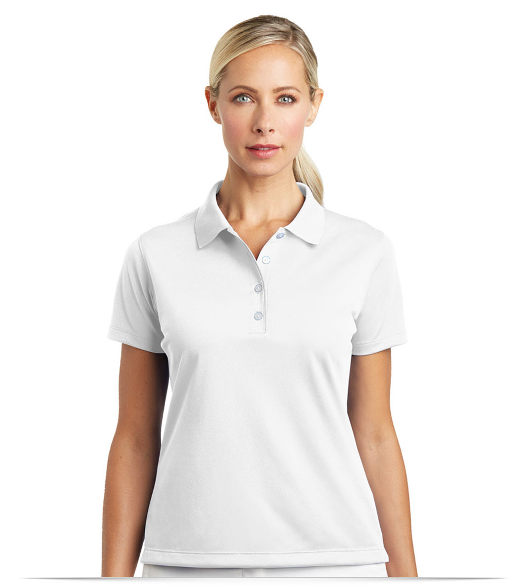 Design embroidered women 39 s nike golf shirt online at for Customize nike shirts online