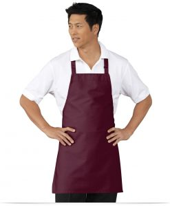 Customize Bib Apron 24″ L X 28″ W No Pocket