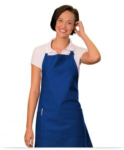 Personalized Bib Apron 23″W x 30″L Heavy Weight