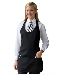 Customize Logo Scoop Neck Apron