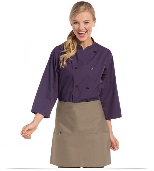 Customize Waist Apron w/ 3 Pockets