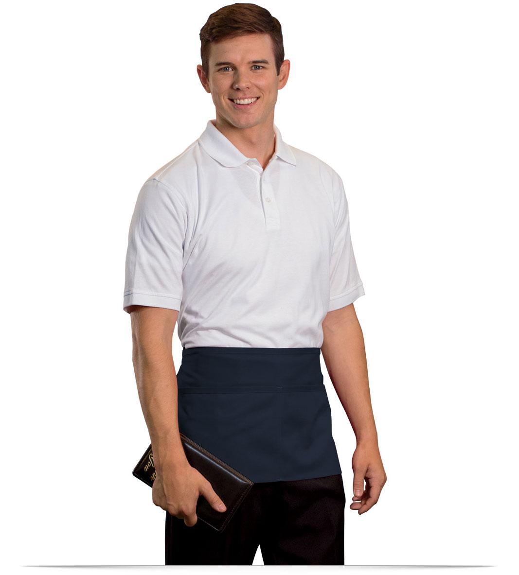 Personalized Waist Apron w/ 2 Pockets
