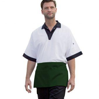 Customize Waist Apron w/ 3 Section Pockets