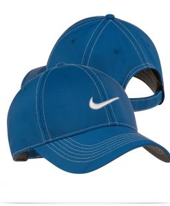 Customize Nike Golf Swoosh Front Cap