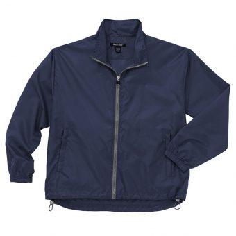 Custom Embroidered Logo Golf Jacket