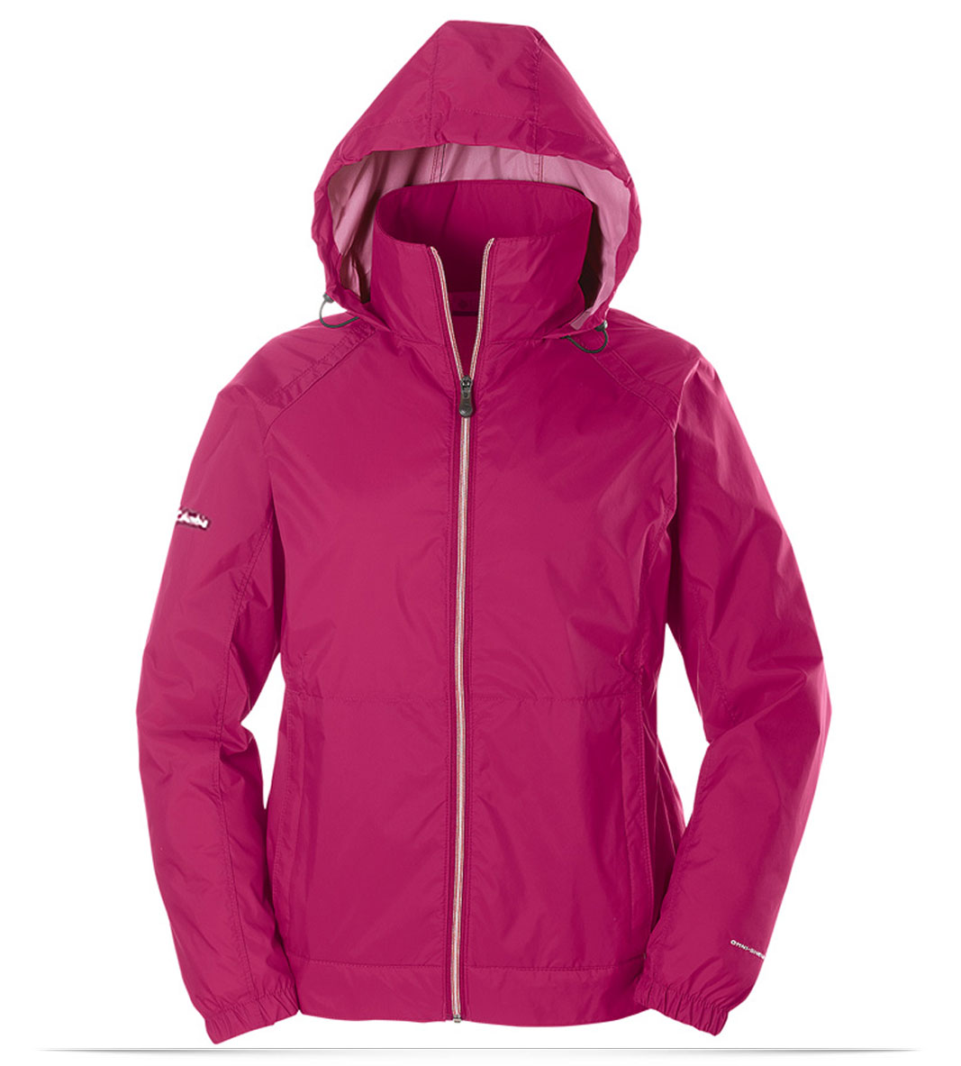 Embroidered Columbia Ladies Classic Jacket