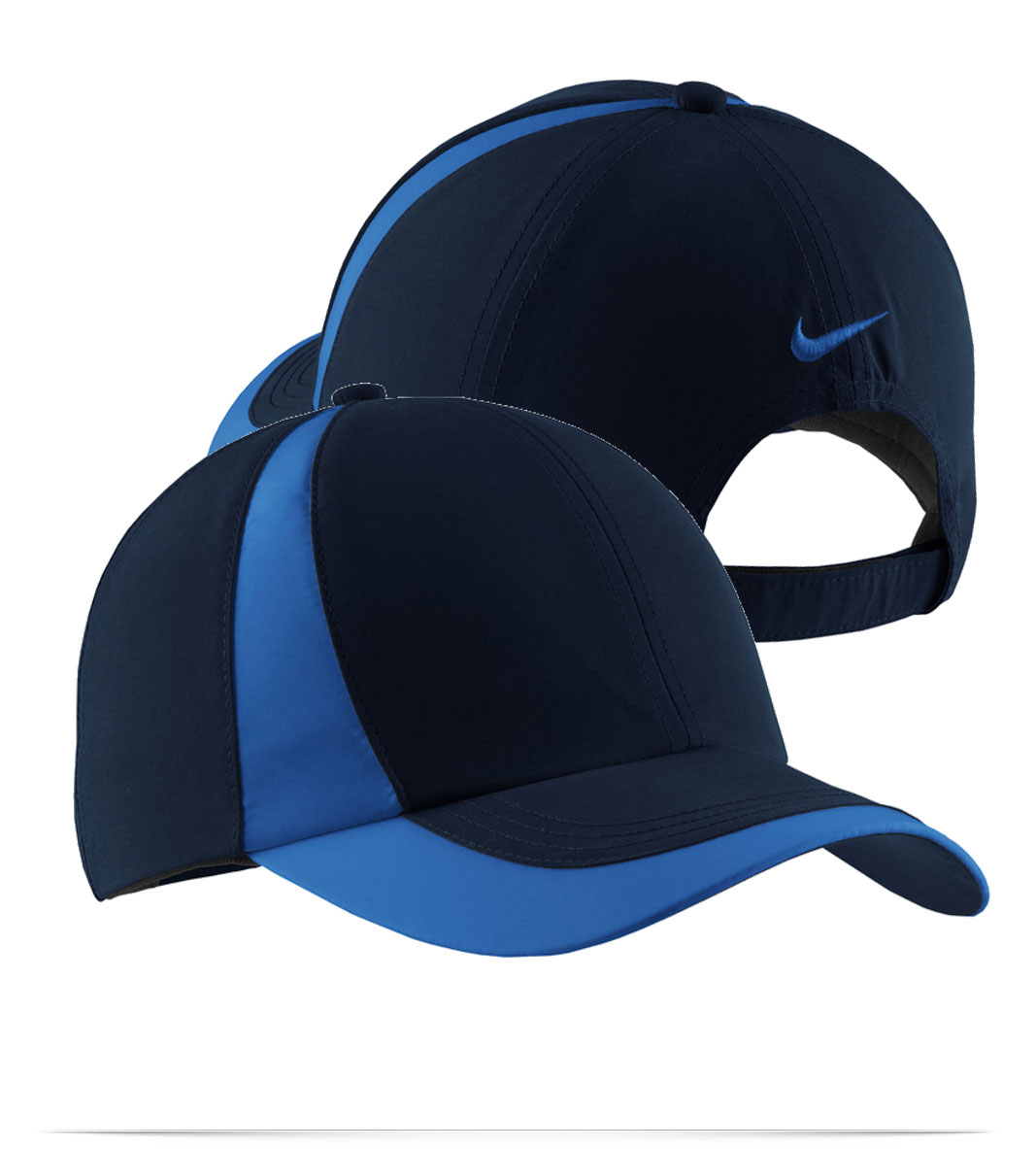 Customize Nike Golf Dri-FIT Technical Colorblock Cap