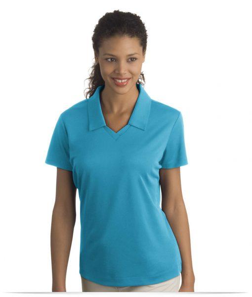 Design embroidered women 39 s nike golf shirt online at for Embroidered nike golf shirts