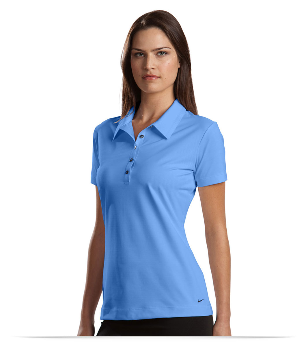 Embroidered Women's Nike Golf Shirt