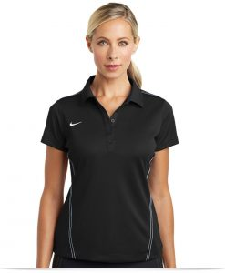 Custom Logo Women's Nike Golf Shirt