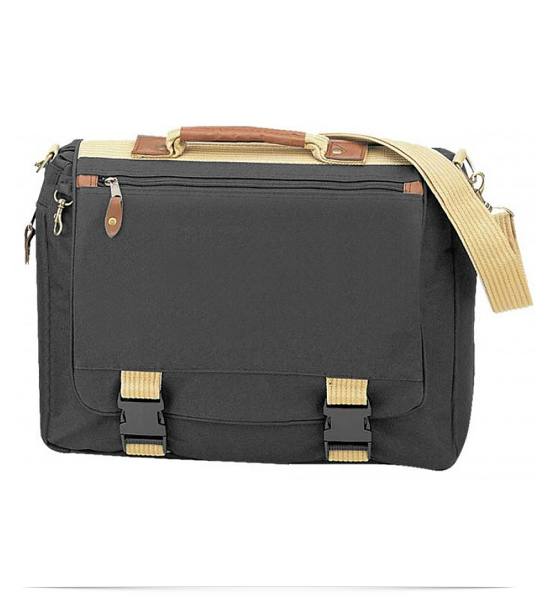 Customize Two tone Briefcase