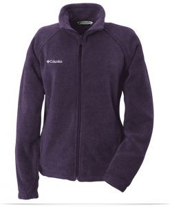 Personalized Columbia Ladies Fleece Jacket