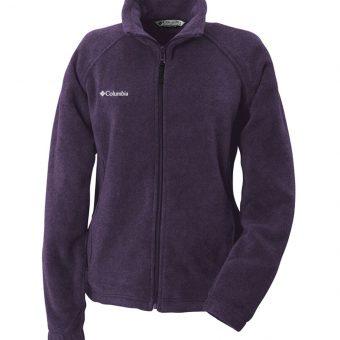 Personalized Columbia Ladies Fleece Jacket