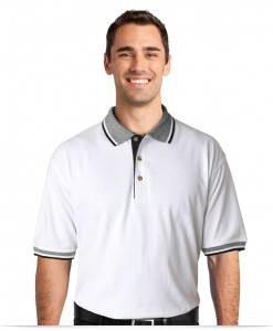 Customize 3 Tone Custom Golf Shirt