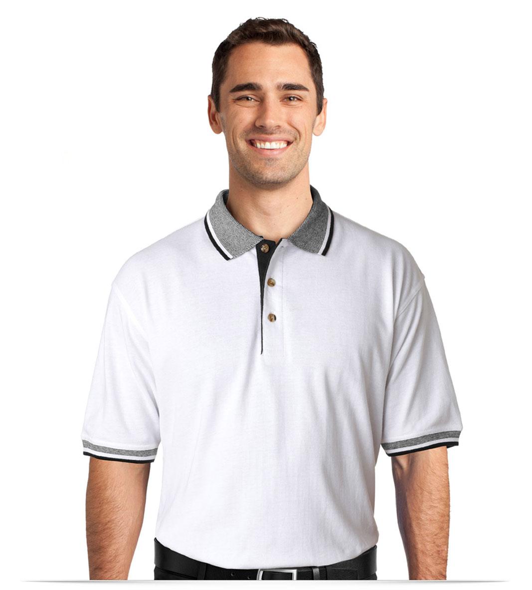 Customize 3 Tone Custom Golf Shirt