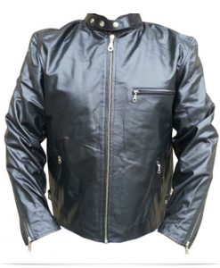 Customize Mens Leather Jacket