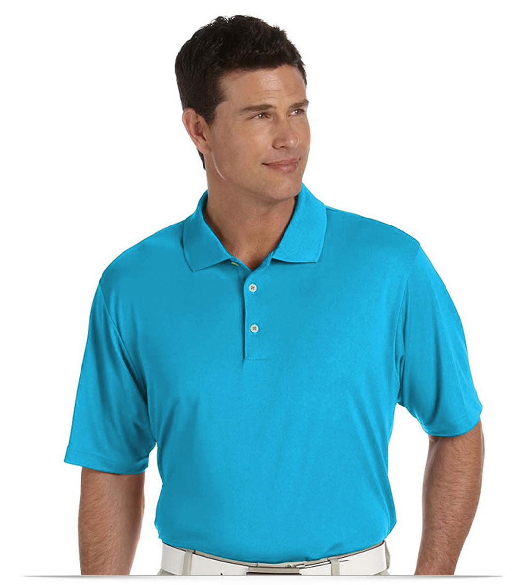 Personalized Adidas Custom Logo Polo Shirt