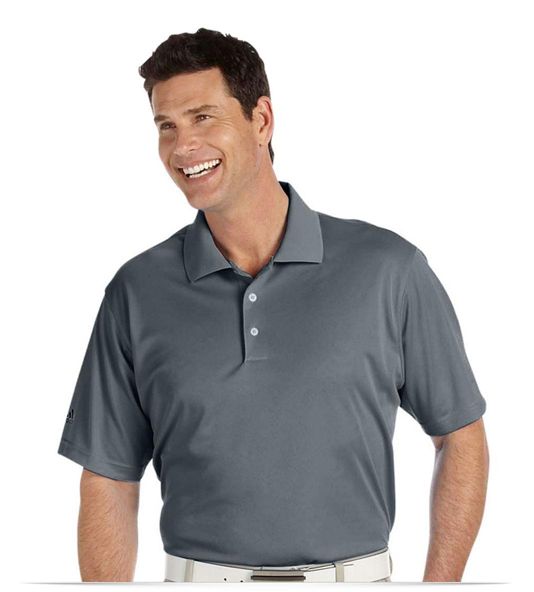 Custom Adidas Polo Shirt