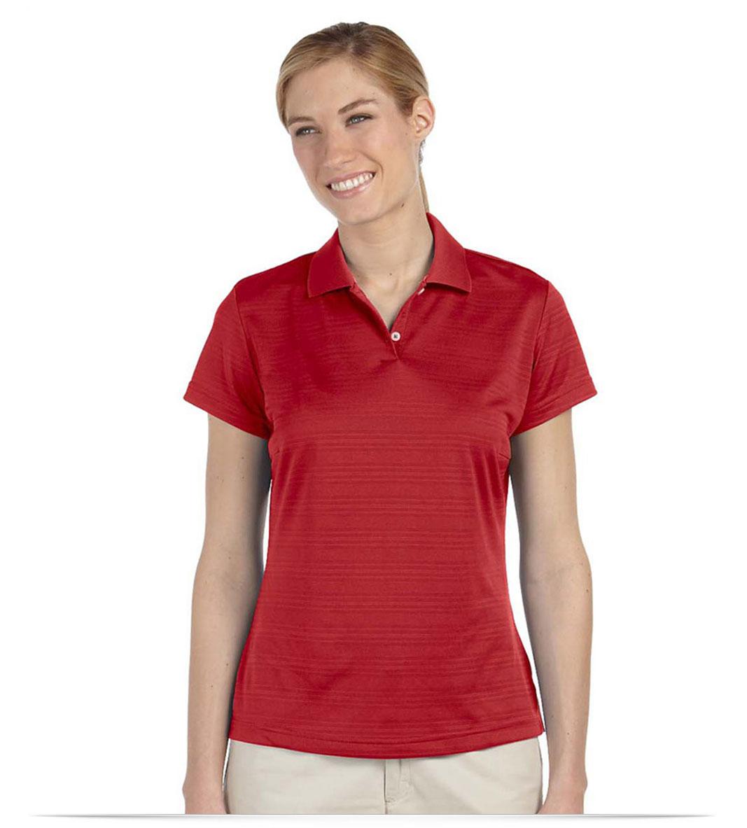 Customize Adidas Golf Ladies Textured