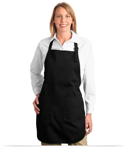 Embroidered Logo Apron
